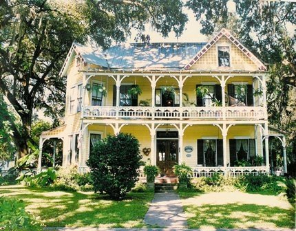 Former Fisher Family Florida Home