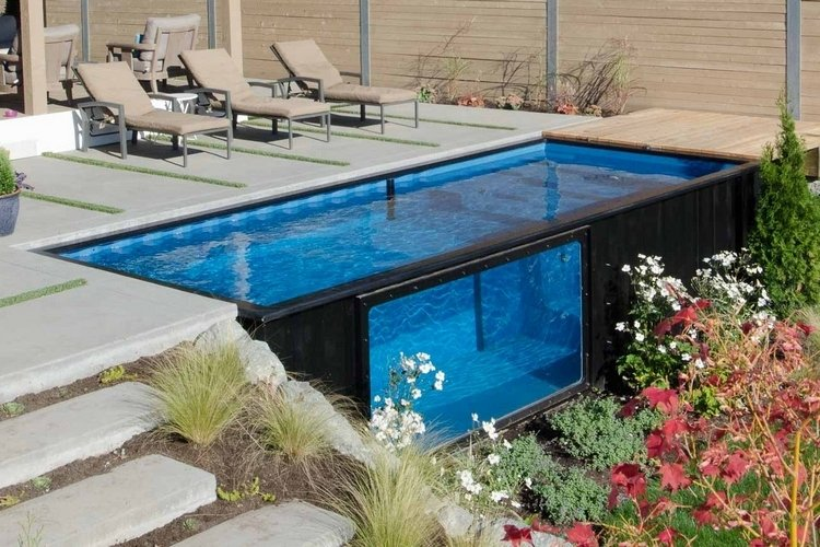 Container Swimming Pools?