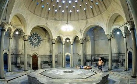 300 Year Old Turkish Bath House