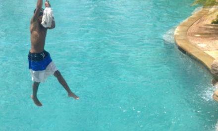 $3 Million Backyard Swimming Pool