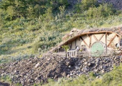 Hobbit House Tiny Home