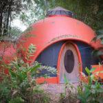 Air Crete Dome House
