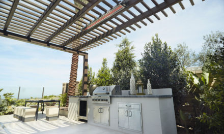 GREAT OUTDOOR KITCHENS FOR ENTERTAINING