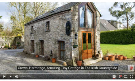 Tiny House | Irish Countryside Cottage